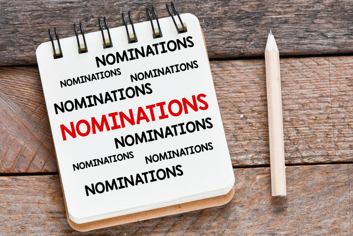 2019 Society Awards – Call for Nominations